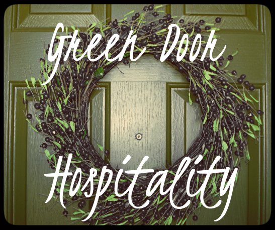 Green Door Hospitality Logo