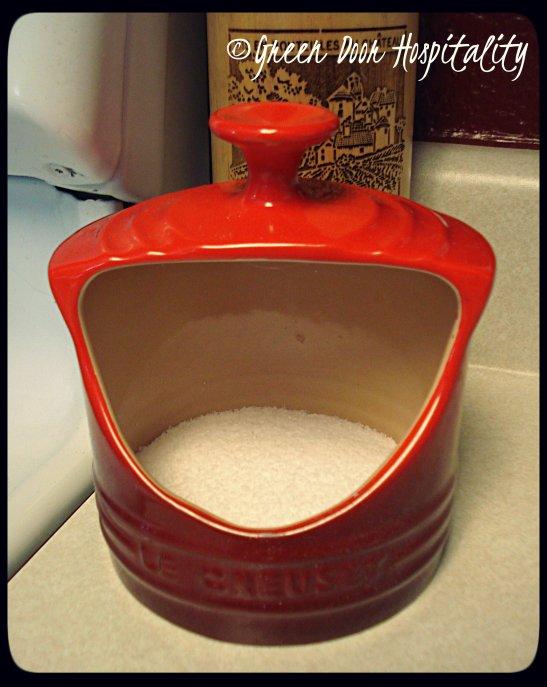Le Creuset Salt Crock